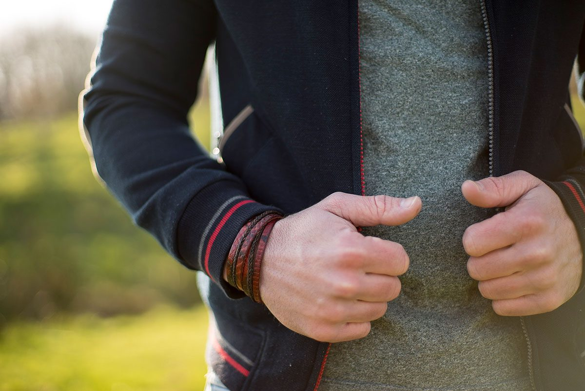 heren armband