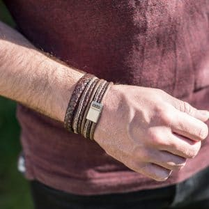 leren armband heren