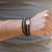 S&D Fibonacci [suede] wristshot